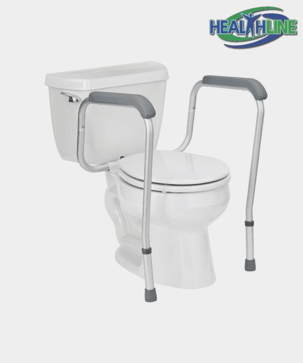 Toilet Safety Frame Legs – Adjustable
