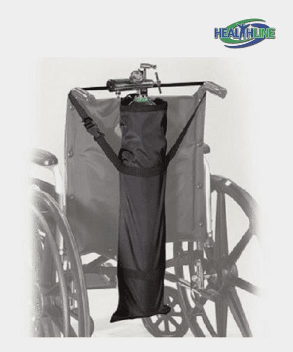 Oxygen Wheelchair Bag / Oxygen Tank Holder