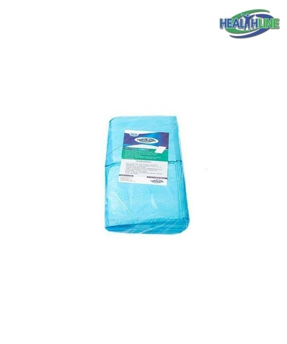 Blue (Chux) Disposable Under pads 23″x36″