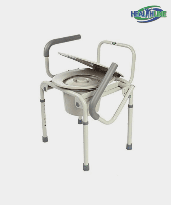 Commode Drop Arm 3 In 1