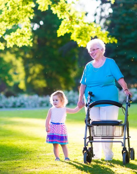 Deciding Between a Walker and a Rollator: Which is best for you?