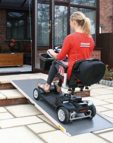 How to Choose a Portable Wheelchair Ramp