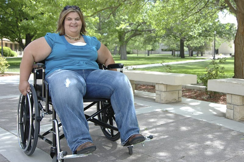 When Obesity Makes it Hard to Get Around: Exploring Bariatric Mobility Aids